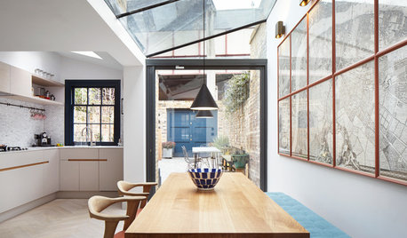 Houzz Tour: An Uninhabitable Building Is Beautifully Restored