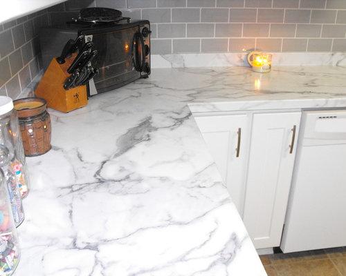 Calacatta Marble Laminate Houzz