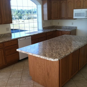 Laminate Countertop Projects