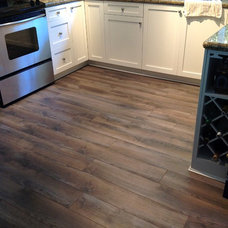 Traditional Kitchen by Ethical Flooring