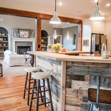 Eclectic Kitchen by Gala Venus