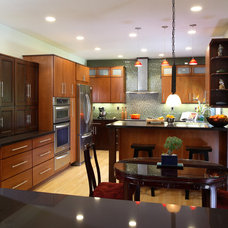 Contemporary Kitchen by Altera Design & Remodeling, Inc.