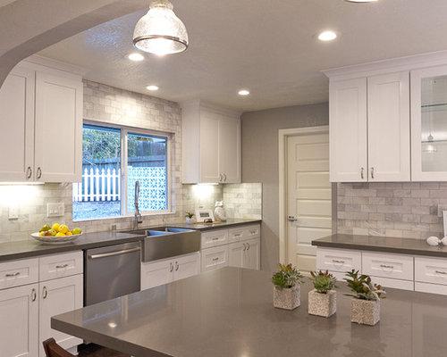 Silestone cemento home design ideas pictures remodel and - Silestone cemento spa ...