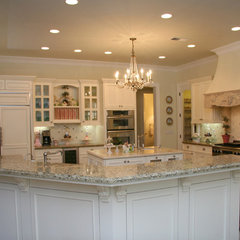 kitchen by Landmark Builders