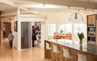Houzz Tour: Dialing Back Awkward Additions in Denver