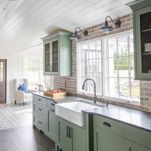 Langley Historical Farmhouse - Kitchen
