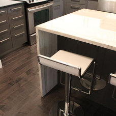 Contemporary Kitchen by Whitney Nordstrom, BAID