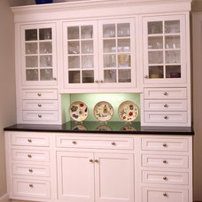 Contemporary Kitchen Cabinets by DeBear Designs Inc.