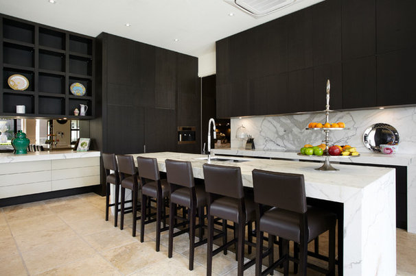 Contemporary Kitchen by Bagnato Architects