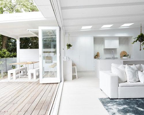 maritime k chen ideen bilder houzz. Black Bedroom Furniture Sets. Home Design Ideas