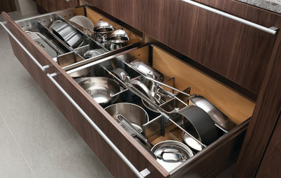How to Get Your Kitchen Storage Under Control