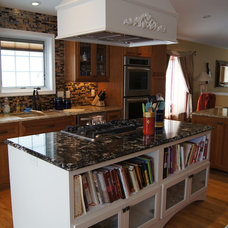 Traditional Kitchen by A Better Home