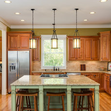 Traditional Kitchen by Parker Studios