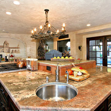 Traditional Kitchen by Gourmet Galleys & Loos | Kitchen and Bath Design