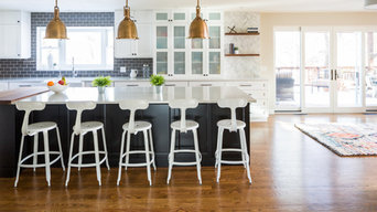 Large Kitchen Island for 5