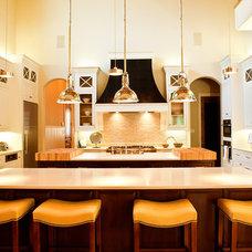 Traditional Kitchen by Tiffany McKinzie Interior Design