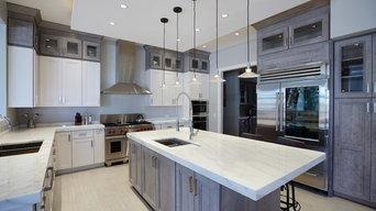 Large Leesburg Kitchen Remodel - Modern/Transitional