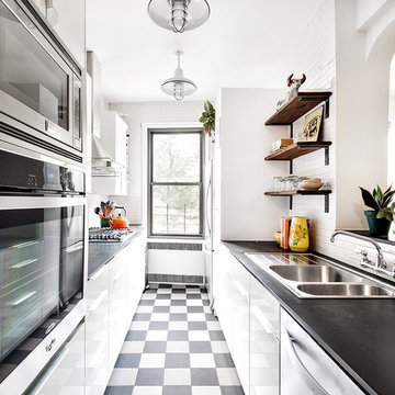 Large open 2BR/2BA in Prospect Heights