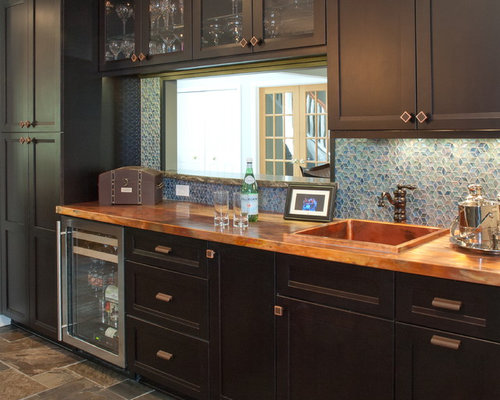 Copper Kitchen Houzz