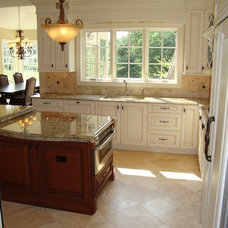 Traditional Kitchen by Renaissance Kitchen and Home