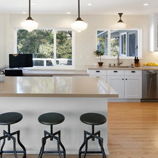 Traditional Kitchen by KMS Kitchen + Home