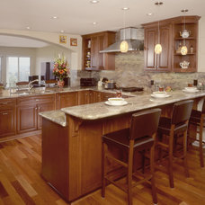 Traditional Kitchen by Lars Remodeling & Design