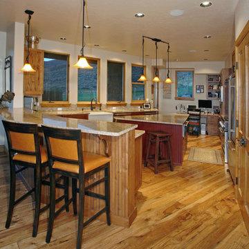 Las Vistas Enclave - Modern Santa Fe Style - Singlertree
