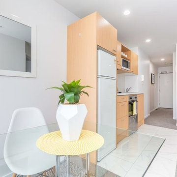 Latest dressing of inner Auckland city apartment by House Dressings