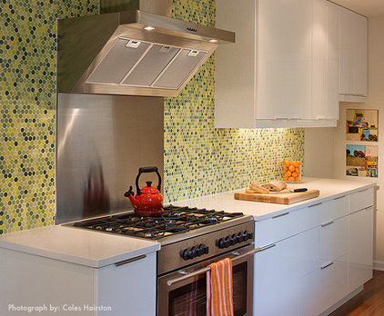 Modern Kitchen by Laura Britt Design