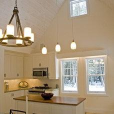 Contemporary Kitchen by Bravehart Design Build