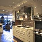 Kitchen - Modern - Kitchen - new york - by Chris A. Dorsey ...