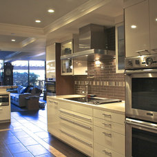 Modern Kitchen by William Adams