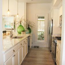 Contemporary Kitchen by Sun Custom Restoration