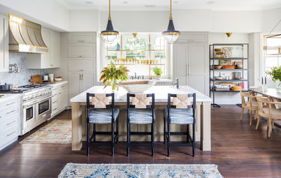 Before and After: 5 Open Kitchens That Work With Adjacent Spaces