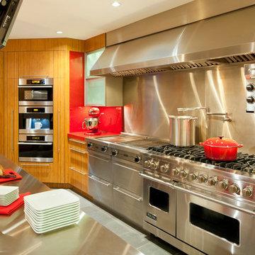Laurel Woods Test Kitchen
