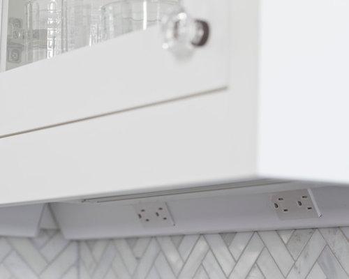 Under-cabinet Power Strip | Houzz