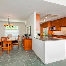 Modern Kitchen by Fine Focus Photography