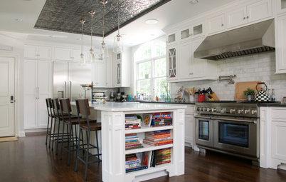A Houzz Editor Highlights 4 Unexpected Kitchen Design Details