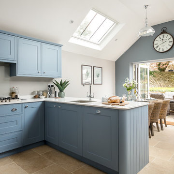 Lavender Cottage - Kitchen