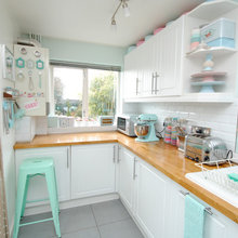Pick a Pastel and Uplift Your Cook Space for Spring
