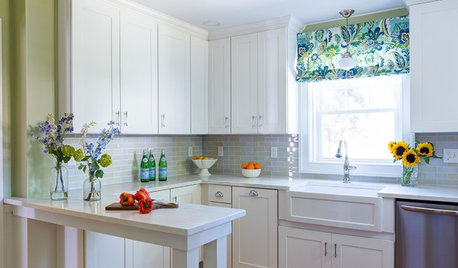 What's Popular for Kitchen Counters, Backsplashes and Walls