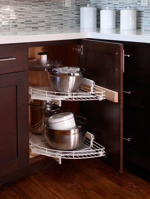 Lazy Susan Corner Cabinets Home Design Ideas Pictures