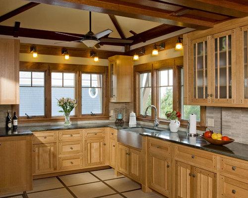 Light Oak Kitchen: SaveEmail,Lighting