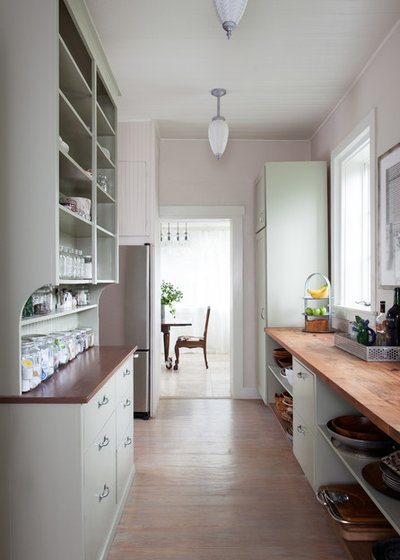 Farmhouse Kitchen by J.Fisher Interiors