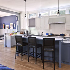 Contemporary Kitchen by HoneeDo This'n That, Inc/Southwest Tile & Marble