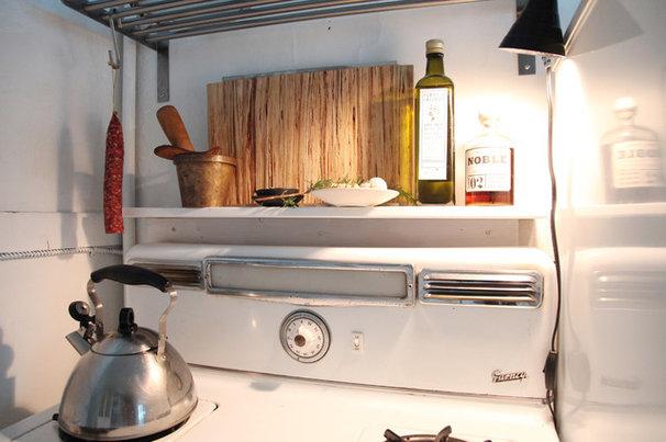 Traditional Kitchen by Megan Buchanan