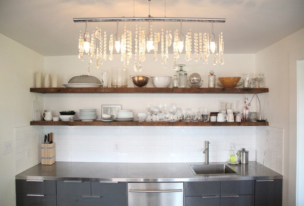 Eclectic Kitchen by Megan Buchanan