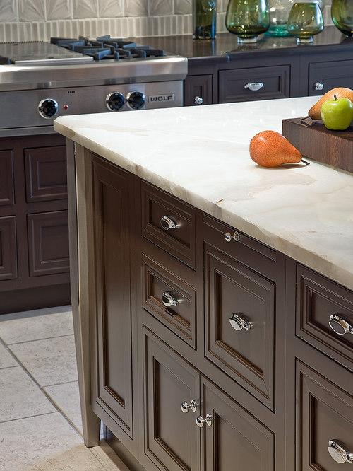 Bin pull hardware houzz for Boro kitchen cabinets inc