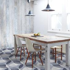 Industrial Kitchen by Lindsey Lang Design Ltd