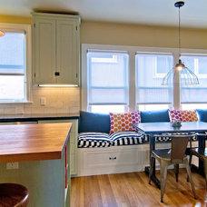 Craftsman Kitchen by Omega Lighting Design